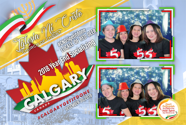 2018 Year End Socializing | Iglesia Ni Cristo